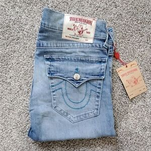 Men's Staight fit True Religion Jeans